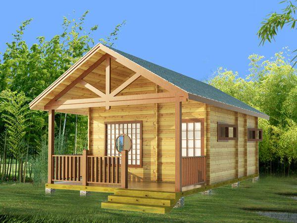 单层木屋 (2)